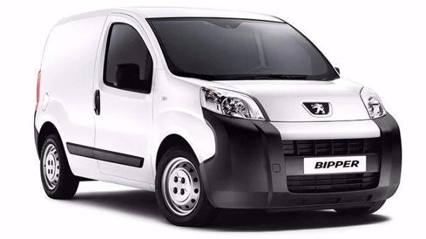 Peugeot bipper white