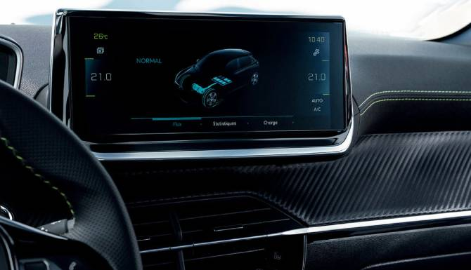 PeugeotE208_TouchScreen