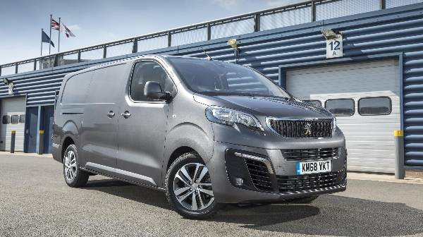 Peugeot Expert Van Wins Again - The Final Win of 2018.