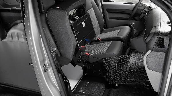 Peugeot expert van cabin