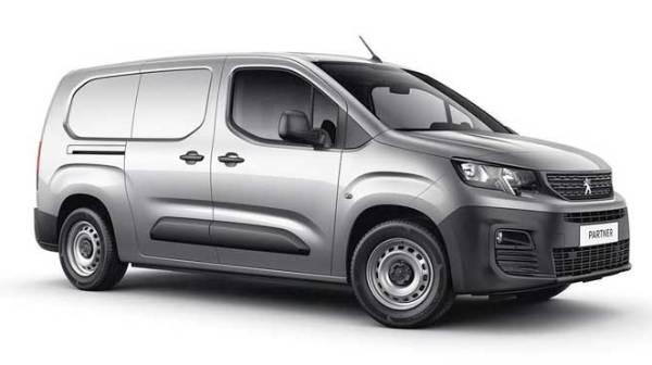Peugeot partner grey RHS