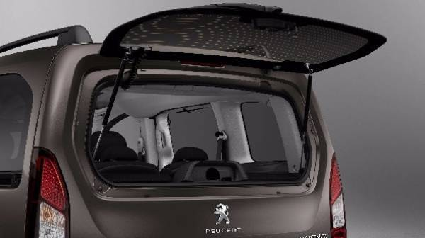 Peugeot Partner Tepee Boot