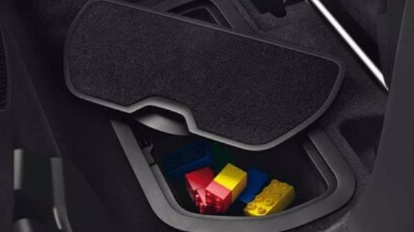 Peugeot Partner Tepee Extra Storage