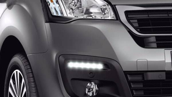 Peugeot Partner Tepee Headlight
