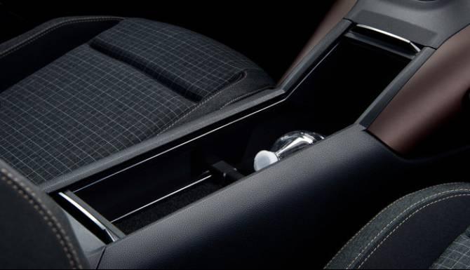 Peugeot Rifter Center Console
