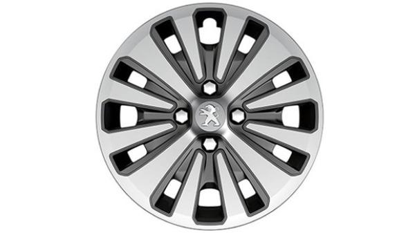 peugeot strontium 16 steelwheel.