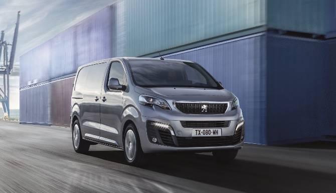 Peugeot Vans