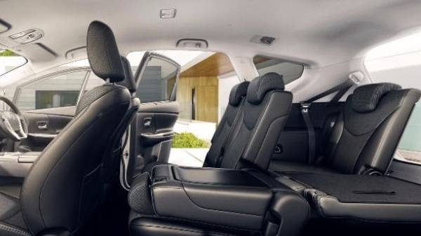 Prius+ Seats