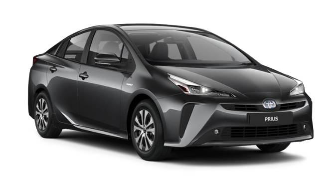 Prius win 2019 New Car of the Year by Public vote.