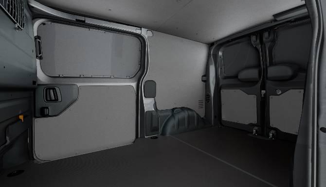 Proace Electric - Interior