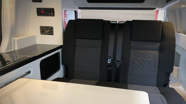 R50 REAR SEATS