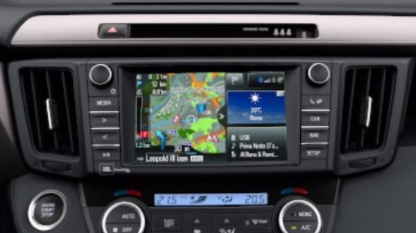 RAV4 touch2 with Navigation