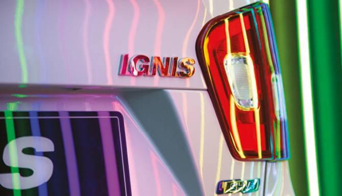 rear ignis