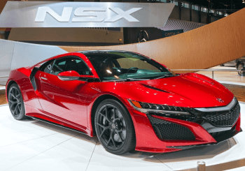 Honda Close To Finalising Baby NSX Hybrid