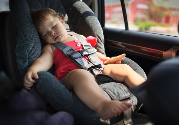 Safety First - When Kids Are In The Car