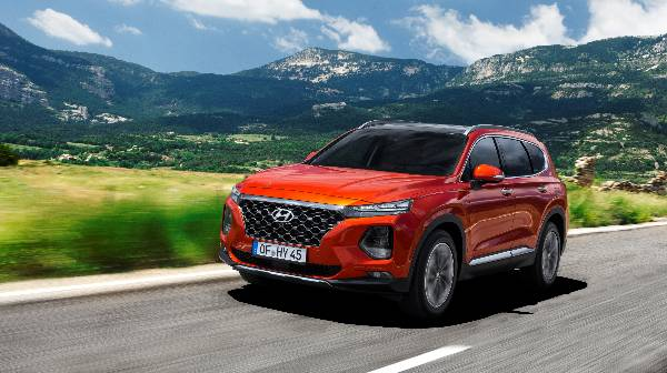 Take a look at the All-New Hyundai Santa Fe