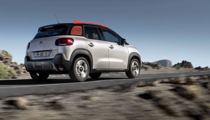 Special Offer Blocks - C3 Aircross