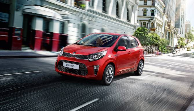 Special Offer Blocks - Picanto