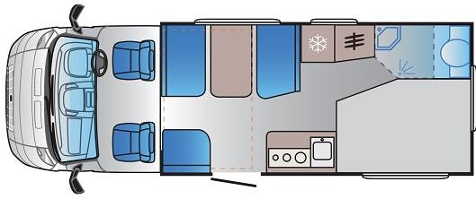 S Series S70 DF Interior