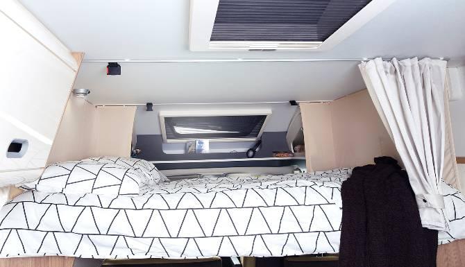 Sun Living A Series Motorhome Interior
