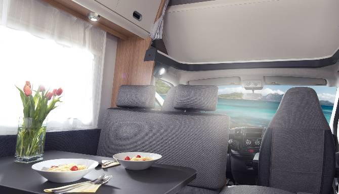 Sun Living A Series Motorhome Interior Seats 2