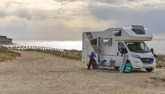 Sun Living A Series Motorhome Lifestyle Image 1