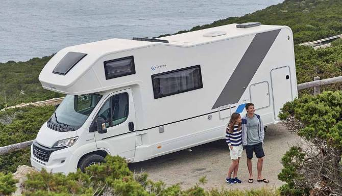 Sun Living S Series Motorhome Lifestyle Image