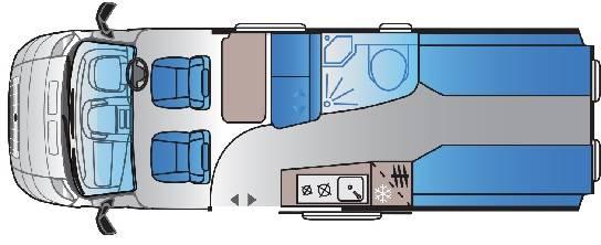 Sun Living V65 Interior