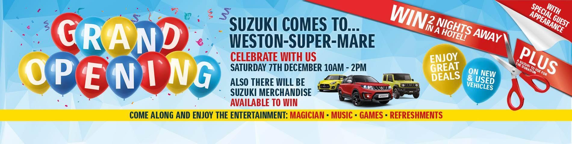 Suzuki Grand Opening