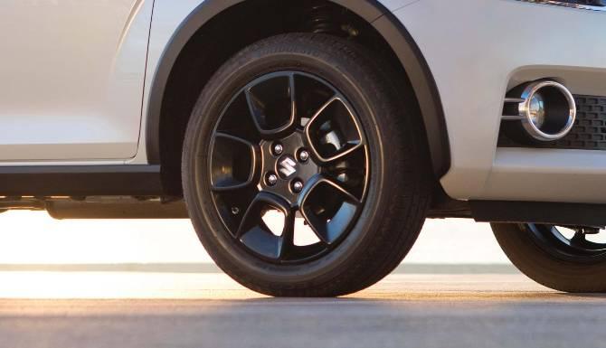 Suzuki Ignis Alloys