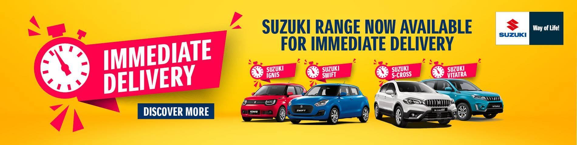 Suzuki immediate