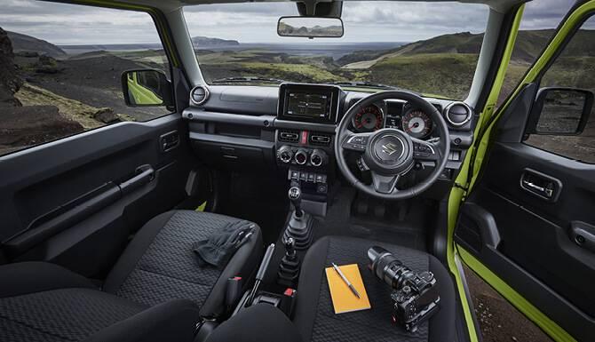 Suzuki Jimny Interior Image