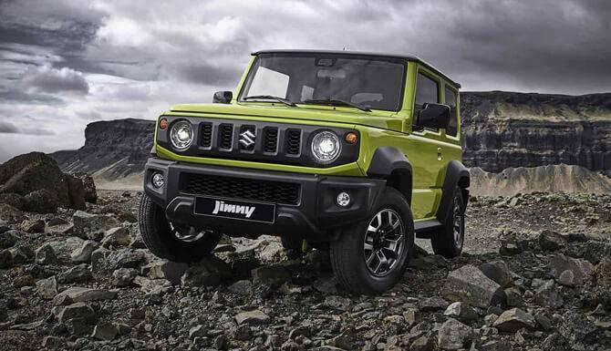 Suzuki Jimny Terrain