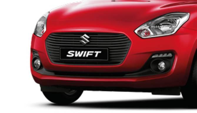 Suzuki Swift Grille