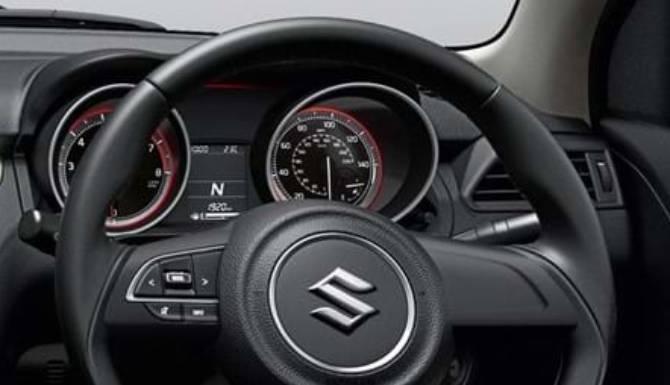 Suzuki Swift Heads-up Dash Display