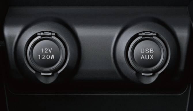 Suzuki Swift Plug Ins