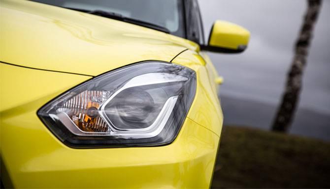 Suzuki Swift Sport Headlights