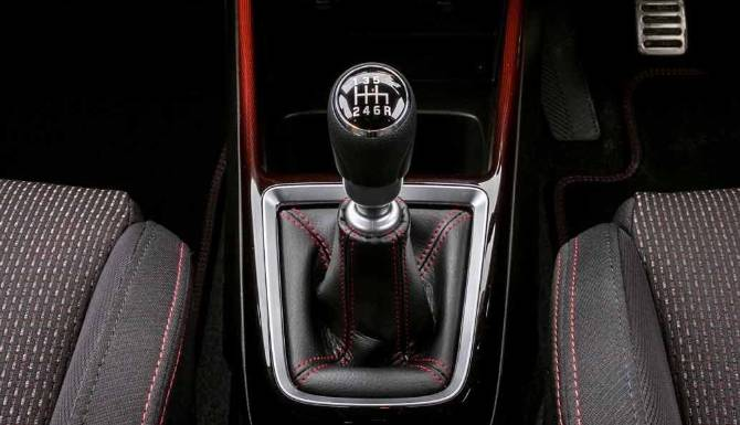 Suzuki Swift Sport Transmission