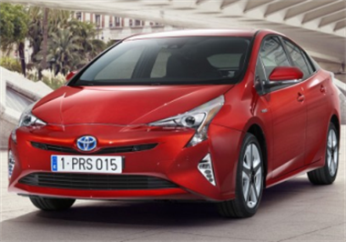 Toyota Launches New Prius for 2016