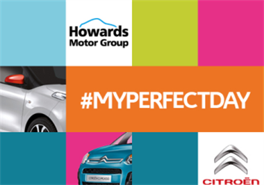 Citroen Discovers Top Ingredient for a Perfect Day