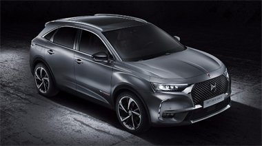 The DS7 CROSSBACK: The pioneering SUV from DS Automobiles