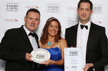 Howards proud sponsors at Somerset Life Food & Drink Awards