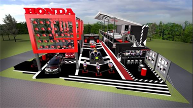 Honda steal the show at Goodwood Festival of Speed 2018