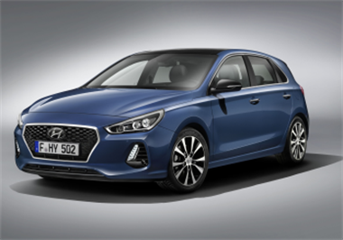 The All-New i30 To Be Revealed