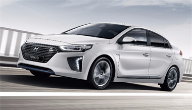 Hyundai IONIQ Hybrid Model Review