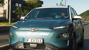 A winning year: Hyundai KONA Electric Wins Awards Again and Again