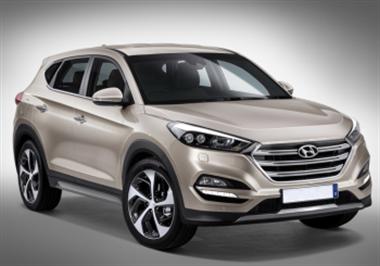 The New Hyundai Tucson Has Arrived