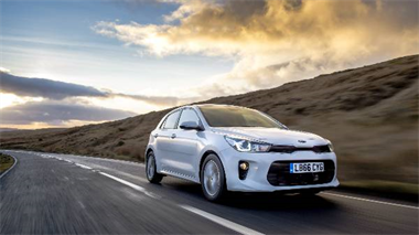 Double Win For Kia Rio At This Year