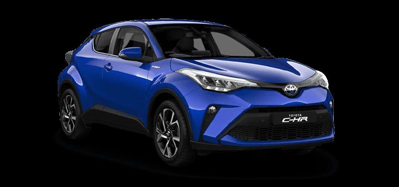 Toyota-C-HR-Design-Nebula Blue