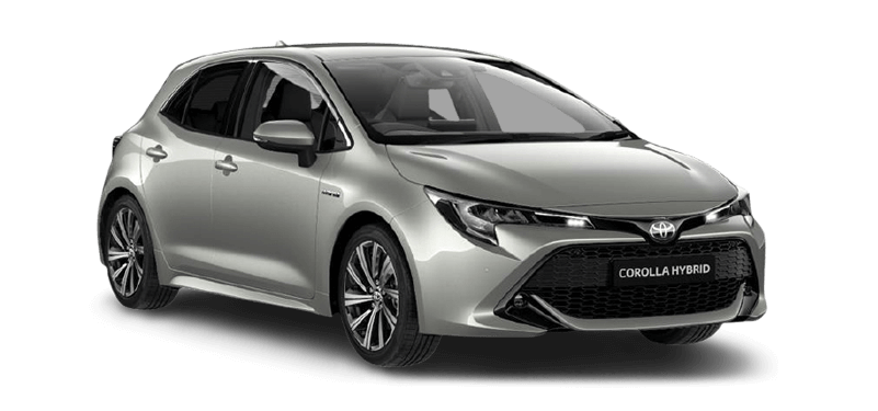 Toyota-Corolla Hatchback-Design-Sterling Silver